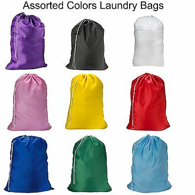lot of 144 Laundry Bag Heavy Duty Large Jumbo Nylon 30 x 40 - Great for College