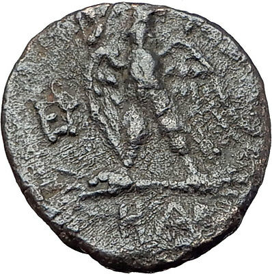 PERSEUS 179BC Macedonia King RARE R2 Authentic Ancient Greek Coin Eagle i61740