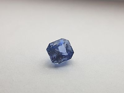 1.27 cts Certified Unheated Natural Ceylon Blue Sapphire