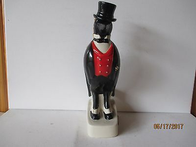 Vintage (1950's) Old Crow Decanter - Very Good - See Pictures - Free Shipping