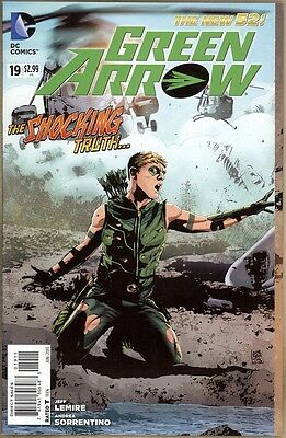 Green Arrow #19 - VF - New 52