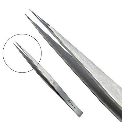 BioTouch Professional Stainless Steel Tweezers for Eye lash Extensions