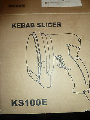 Kebab Slicer KS100E Store Return