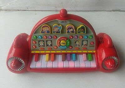 VTech Little Einsteins Play and Learn Rocket Piano