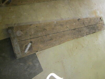 Ww2 9 Foot Hatch Cover---Bar Top