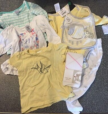 Baby Girls Bulk Target New With Tags Size 000 Mixed Lot