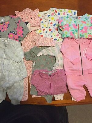 Baby Girls Bulk Lot Size 000 Bonds, Seed Baby, Jack & Milly, Sprout BNWOT