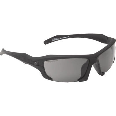 5.11 Tactical Replacement Lens For Burner Half Frame Unisex Sunglasses - Smoke