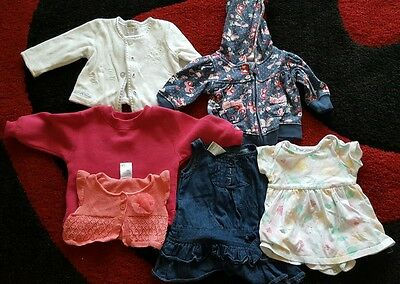 baby girls size 000 bundle