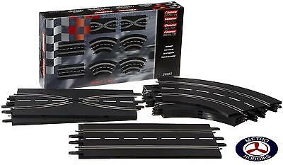 Carrera Evolution/Digital Extention Track Set (8 pce) 26953 Brand New
