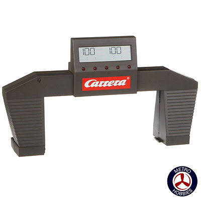 Carrera Carrera Electronic Lap Counter Bridge for 1:32 & 1:43 71590 Brand New