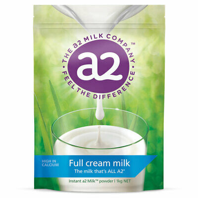 A2 Milk Powder Full Cream 1kg