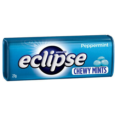 Eclipse Peppermint Chewy Mints