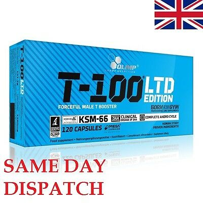 ### Olimp T-100 Limited Edition Strong Testosterone Booster  ###
