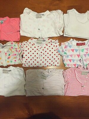 Baby Girls Clothes Bulk Size 000. Bonds, Marquise