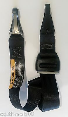 TOP TETHER STRAP for Maxi Cosi Safe N Sound Britax fits most baby capsules *NEW*