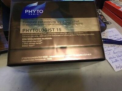 PHYTOLOGIST 15 - Traitement Antichute Absolu - PHYTO - Neuf sous blister