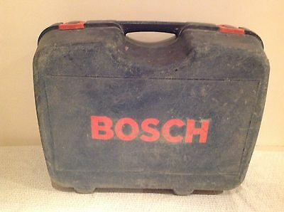 Used Bosch Rotating Laser Level Case - Good Condition - Survey