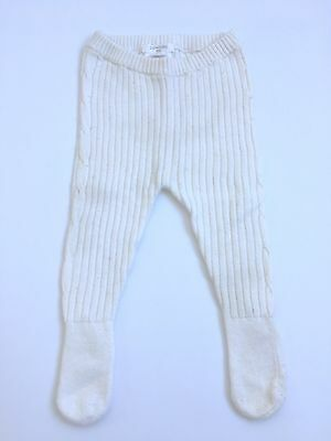 Purebaby Baby Wool Leggings 3-6m