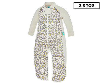 ergoPouch 4-6 Years 2.5 Tog Sleep Suit Bag - Cub