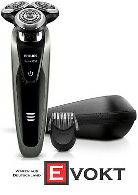 PHILIPS S9161/41 Series 9000 Electric Shaver Wet&Dry Dual Voltage Genuine New