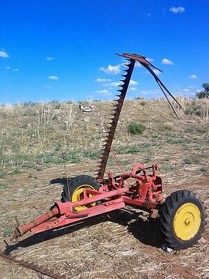 Massey Ferguson sickle bar hay mower suit part or restore