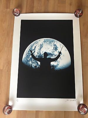 Joe Webb Signed and Numbered Limited Edition Art Print
