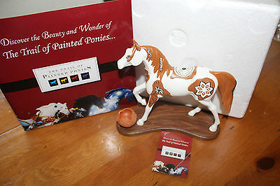 Painted Ponies -2009 Spirit of the Seasons 12300 1e/#2,460
