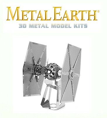 Fascinations Metal Earth Star Wars Episode 7 Special Forces Tie Fighter 3D Model