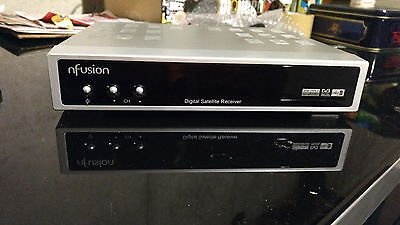 Nfusion Nova Satellite Receiver Free To Air FTA