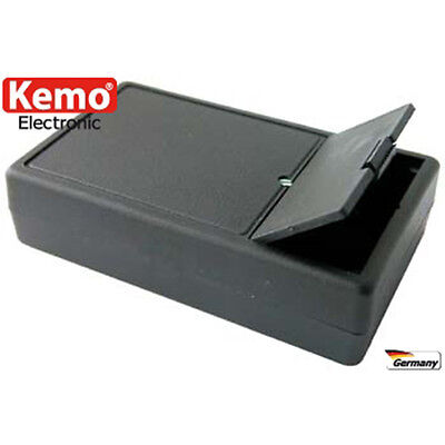 Plastic Housing approx. 102 x 61 X 26 mm with Compartment for 9 V/DC Battery