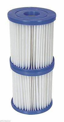 Bestway Swimming Pool Replacement Filter Cartridge Size1 for 300/330 gal/hr pump