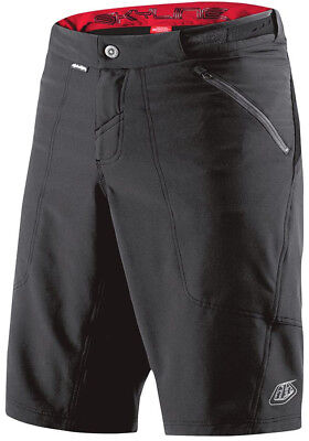 Troy Lee Designs Skyline Shorts Black 2017 Youth
