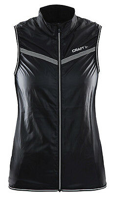 CRAFT Performance Bike Featherlight Vest Black/Platinum