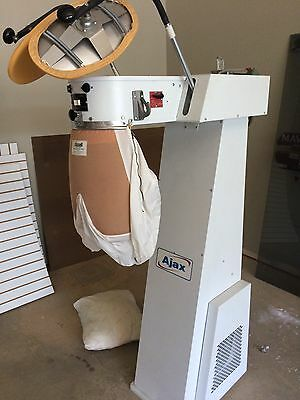 Dry cleaning Equipment Ajax/Cissell Commercial Pants Topper