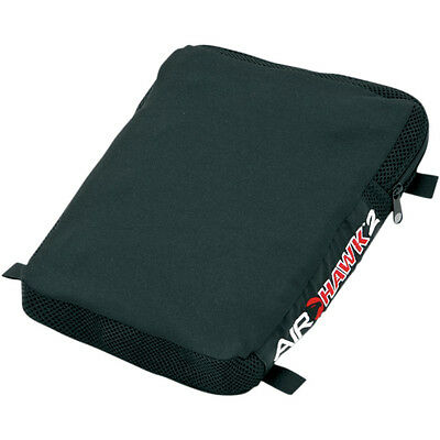 AirHawk II Seat Pad Cushion Small Size for Most Harley Motorcycle Pillion Pads