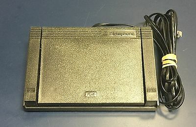 Dictaphone DictaMatic Foot Control Pedal 177585 for 1740 1750 2740 2750 3740