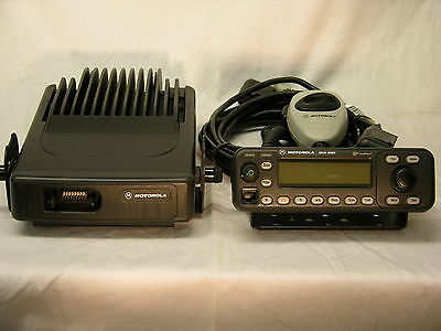 Motorola MCS2000 II 110 watt High Power VHF-1 (136 - 162 MHz) Radio.