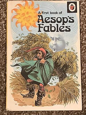 A First Book of Aesop's Fables - Ladybird Book Series 740