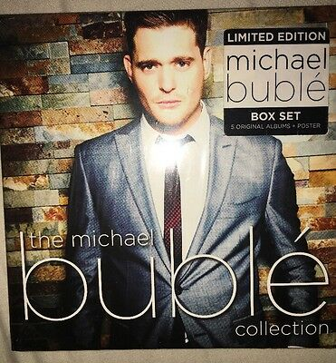 The Michael Buble Collection - CD Box Set + Poster