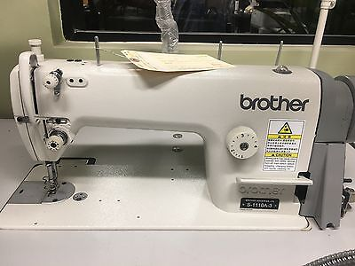 Brother S-1110A-3 Industrial Straight Stitch Sewing Machine