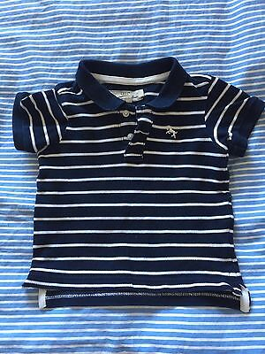 H&M Baby Boy Polo Shirt 6-9 Months