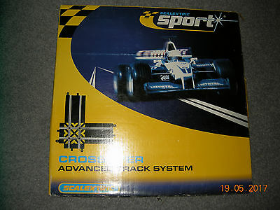 Scalextric Track Extension - Crossover