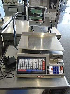 Tor Rey LSQ-40L 40 lb. Digital Price Computing Scale with Thermal Printer