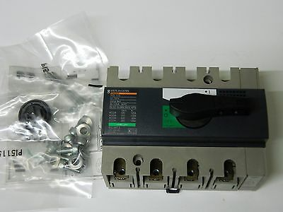 Merlin Gerin 28911 INS125 4P Interpact Switch Disconnector 125Amps 4 Pole