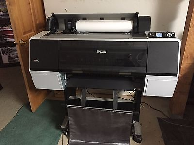 Epson Stylus Pro 7900 Printer K161A- Used see details