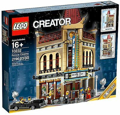 LEGO 10232 - Creator Palace Cinema - Brand New In Box
