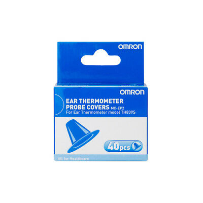 NEW Omron Ear Thermometer Probe Covers Th839S 40 Pack