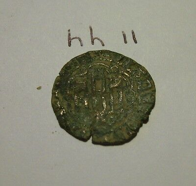 Unusual Unknown Medieval coin. hh11