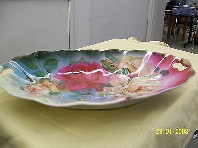 """C S Prussia Shallow Bowl 12"""" X 8.5"""""""